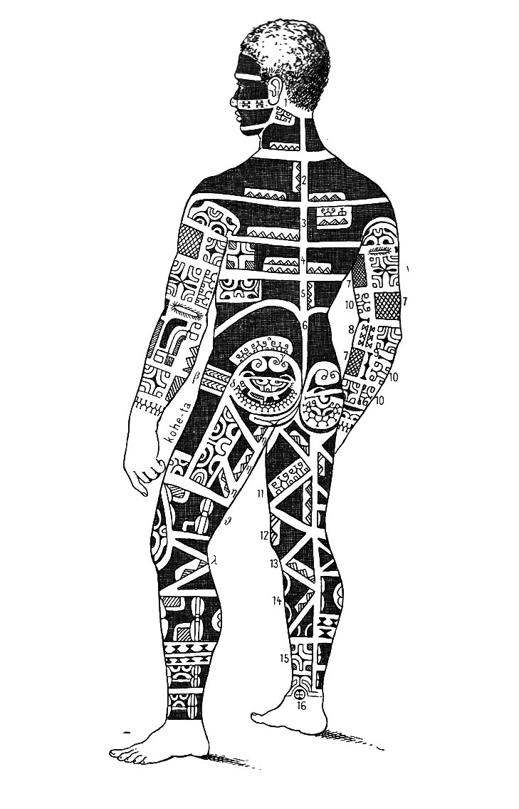 Theory of polynesian tattoo as armor living in lava land kohe biocorpaavc Gallery