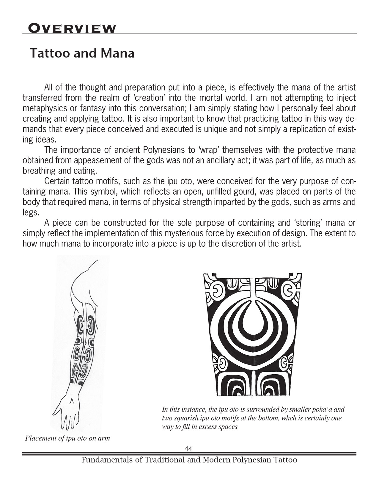 Marquesan Tattoo Living In Lava Land Page 4