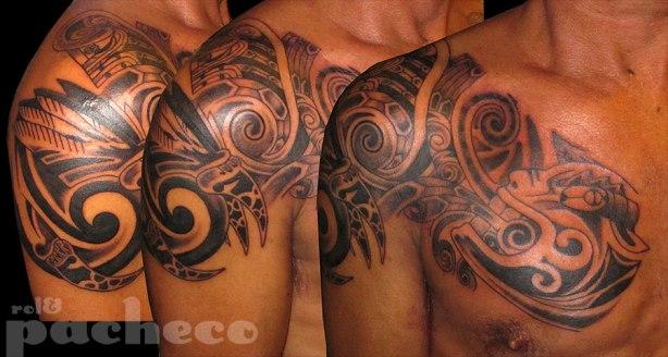xisle custom tattoo living in lava land page 2. Black Bedroom Furniture Sets. Home Design Ideas