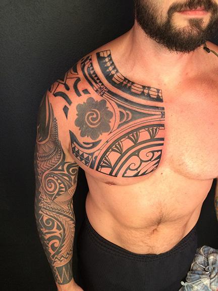 polynesian tattoo living in lava land. Black Bedroom Furniture Sets. Home Design Ideas